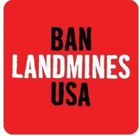 Ban landmines USA