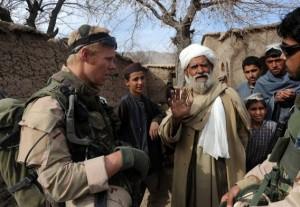 Nederlandse militairen Afghanistan