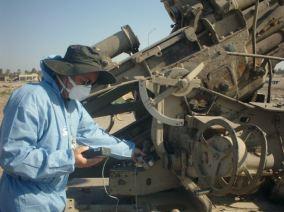 Gastblog Henk van der Keur DU Irak