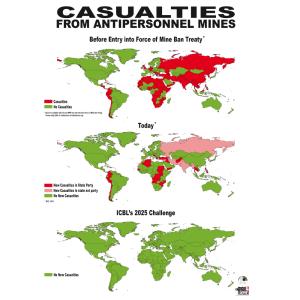 landmijnen icbl